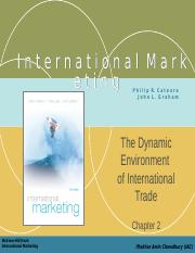 77757049-International-Marketing-Chapter-2-the-Dynamic-Environment-of-International-Trade.ppt