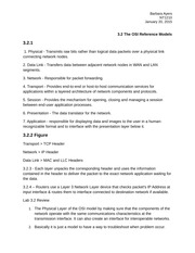 NT1210_Unit 3 Lab 3.2_The OSI Reference Model