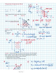 Modules 4 & 5 Notes & Exam 2 Solutions