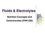 11-Fluids and electrlytes