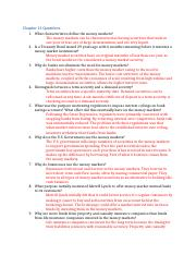 FIN 661 Chapter 11 Question and answers.docx