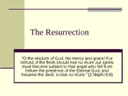 Resurrection_Short