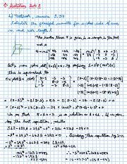 PHYS 251 Fall 2014 Problem Set 9 Solutions