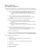 B&L Ch . 4 Constitution.doc