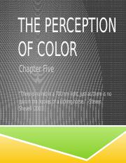 04_Chapter 5_Perception of Color_Student.pptx