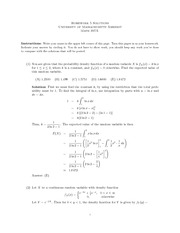 HW5 (solutions)