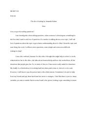 aa2 1 docx - Nots for 2 1 Big Five Personality Traits page