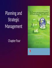 strategic management chapter 04 Chapter 2 strategic rot20477_fm_i-xxviiindd xii 12/08/15 04:59 pm preface strategic management is a research- and application-based strategy text that.
