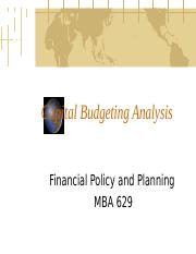 629-3[Capital Budgeting].ppt