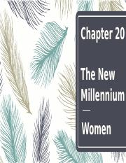 Chapter 20 - 2000-2014 - Women - students