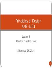 AME4163_L09_AttentionDirectingTools_091614.ppt