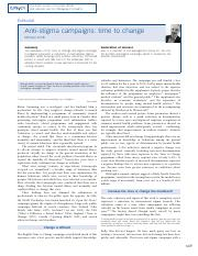Smith (2013) anti-stigma campaigns - time to change.pdf