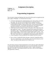 Java assignment 3.doc