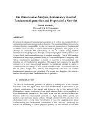 On_Dimensional_Analysis.pdf