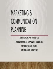 MARKETING-COMMUNICATION-PLANNING