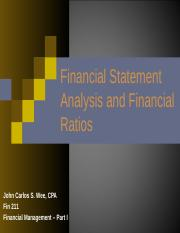 Financial Statement Analysis and Financial Ratios.ppt