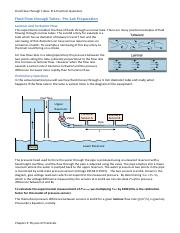 Fluid Flow prep extract from Practical Notes.pdf