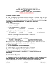 Examen # 1 Format and examples- Answer- Key- Fall 2013 Conec.(1)