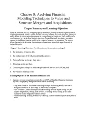 Chapter_09_Applying_Financial_Modeling_Techniques_to_M_and_A