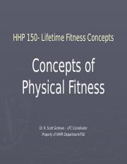 1-PSU- Concepts of Physical Fitness INSTR 2013.pptx