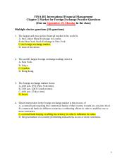 2. FINA 405 Chapter 5 - Practice Questions (upload) solution 9-19 (1)
