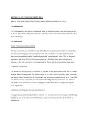 ARTICLES ON FOOD SECURITY BILL.docx