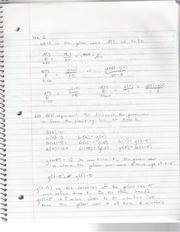 Math 112  Lecture Notes 6B