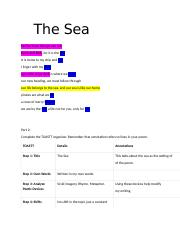 The Sea(finished).docx