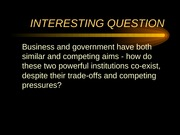 business-government