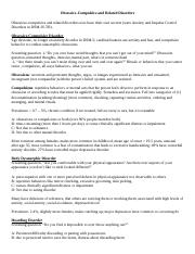 DSM-5 Week 11 OC and Related Disorders (1).doc