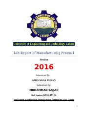Manufacturin process.docx