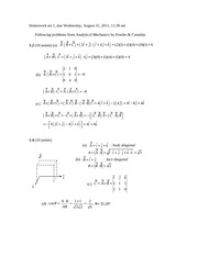 PHYS310_homework_01_solutions