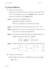 2009.10.06 Chapter2B Solving Linear Equations