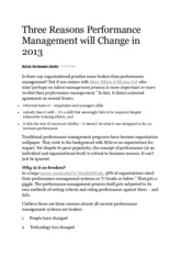 Three Reasons Performance Management will Change in 2013.pdf