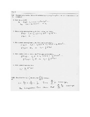 Exam B Solutions on Calculus Page 4