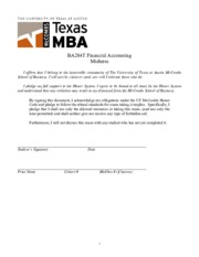 2014 MBA Midterm Amazon_With Solution