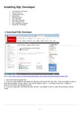 pl sql tutorial w3schools pdf
