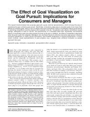 The effect of goal visualization on goal pursuit (1).pdf