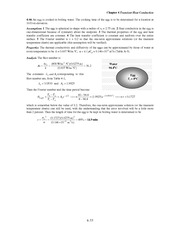 Thermodynamics HW Solutions 322