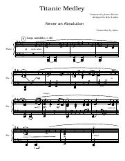 Titanic - My Heart Will Go On (Kyle Landrys 2nd Arr.) (Part 1).pdf