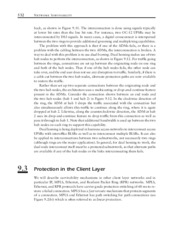 Optical Networks - _9_3 Protection in the Client Layer_108