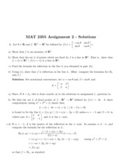 2013 assignment1 with solutions