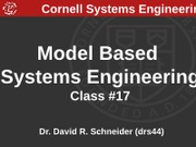 SysEng_5100_Dave_Lecture_19a