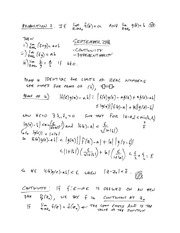 MTHE 326 Lecture 8 Notes