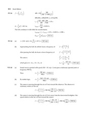 510_Physics ProblemsTechnical Physics