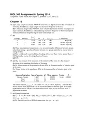 Assignment 8 Solution