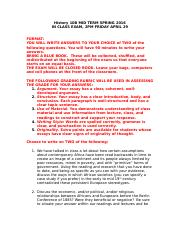 History 10B MID TERM Essay Instructions SPRING 2016.docx