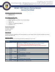 FNP Intensive Review Fact Sheet.pdf