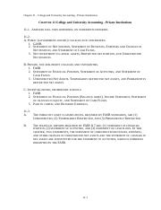 Chapter 11 Homework Answers