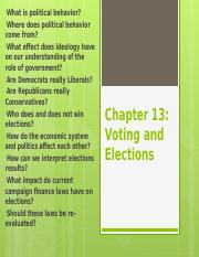 5. Chapter 13-Voting and Elections.pptx